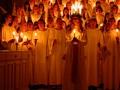 La Sainte-Lucie, fête de la lumière...