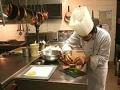 Foie gras et saumon fumé d'un Grand Chef...