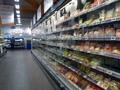 Le Symply Market Saclay, entièrement éclairé par des...