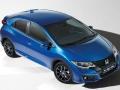 La nouvelle Honda Civic sport...