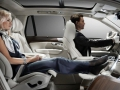 Volvo cars : nouveau concept luxe classe affaires...