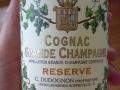 Les crus de cognac...