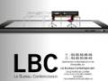 LBC, le mobilier de bureau...