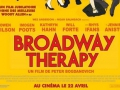 Broadway therapy...