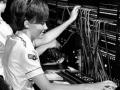 L'histoire du standard téléphonique...