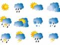 La météo...