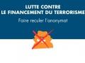 Financement du terrorisme : la lutte est engagée...
