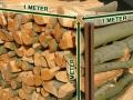 Les stères de bois...