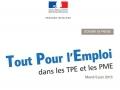 TPE-PME : les nouvelles mesures du gouvernement...