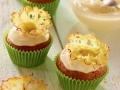 Cupcakes à l'ananas...