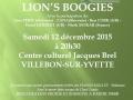 12e concert Lions Boogie...