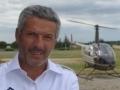 Hégé hélicoptère...