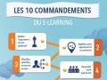 Les 10 commandements du e-learning...