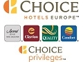 Choice hotels europe...