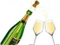 L'histoire du Champagne...