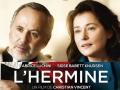 L'hermine...