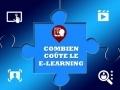 Le coût d'un projet e-learning...