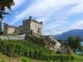 Le château de Bourdeau...