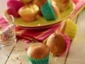 Mini muffin aux petits suisses...