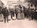 Révolte des vignerons de la Champagne en 1911...
