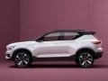 Volvo : nouvelle gamme de voitures compactes...