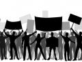 Le droit de grève en France...