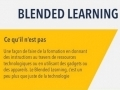 Demystifier le blended learning/formation mixte...