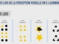 Perception visuelle et e-learning...