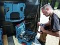 Recharger ses outils électriques tout en roulant..