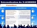 Externalisation du contenu e-learning...