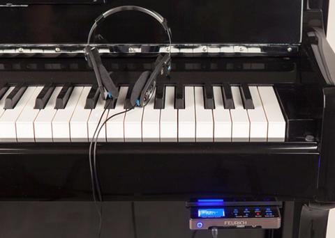 article le saviez vous rendre votre piano acoustique silencieux newsletter haoui du 20. Black Bedroom Furniture Sets. Home Design Ideas