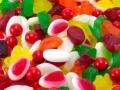 Les bonbons...