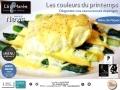 La Marée : découvrez son menu de Pâques...