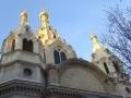 La cathédrale Saint Alexandre Nevsky fait peau neuve...