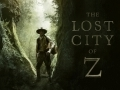 The lost city of Z...