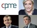 Election présidentielle : le 6 mars, des candidats s'adressent aux TPE/PME...