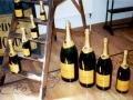 La contenance des bouteilles de vin...