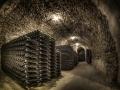 Le cave à vin enterrée...