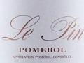Château Le Pin, un pomerol parmi les vins...
