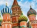 Moscou et St Pétersbourg...