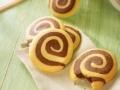 Sablés spirales vanille chocolat...