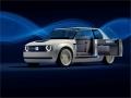 Le concept Honda Urban EV présenté au salon...