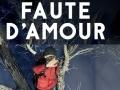 Faute d'amour...