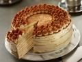 Gâteau de crêpes façon tiramisu...