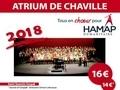Samedi 10 mars à 20h30 concert pour l'ONG Hamap-humanitaire à l'atrium de Chaville (78)...