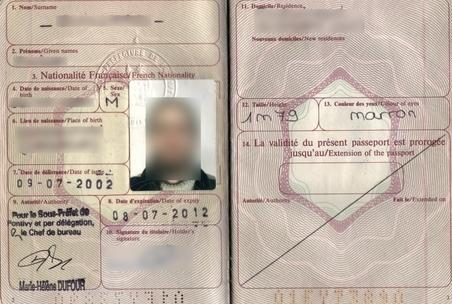 Article voyager le passeport en savoir plus newsletter