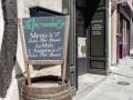 La Ferrandaise restaurant...