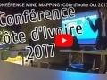 Le #MindMapping présenté en Côte d'Ivoire...