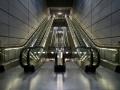 L'escalator...
