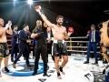 Cyril Benzaquen, champion du monde de kickboxing...